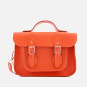 The Cambridge Satchel Company Women's 11 Inch Batchel - Flame Orange