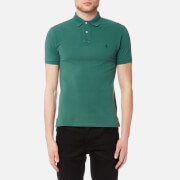 Polo Ralph Lauren Men's Slim Fit Polo Shirt - Eucalyptus