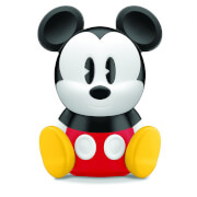 Philips Disney Sleep Time Mickey Children's Night Light and Wake up Light - Black/Red