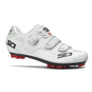 Sidi Trace MTB Shoes - White/White