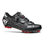 Sidi Trace MTB Shoes - Black/Black