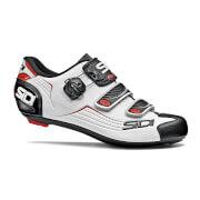 Sidi Alba Road Shoes - White/Black/Red