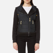 Barbour International Women's Trail Sweat Jacket - Black