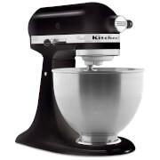 KitchenAid K45SSBOB Classic Stand Mixer - Onyx Black