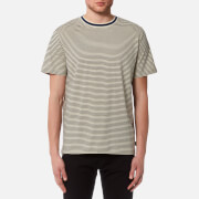 PS by Paul Smith Men's Regular Fit Stripe T-Shirt - White
