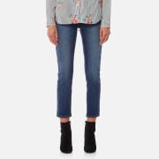 J Brand Women's Ruby High Rise Crop Jeans - Decoy