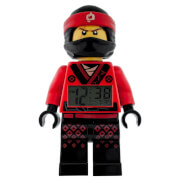 THE LEGO® NINJAGO® MOVIE™ Kai Minifigur-Wecker