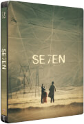 Sieben - Zavvi UK Exklusives Limited Edition Steelbook