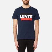 Levi's Men's Sportswear Logo T-Shirt - Dress Blues