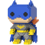 DC Classic Batgirl (Blue) 8-Bit Funko Pop! Vinyl