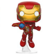 Figura Pop! Vinyl Iron Man - Marvel Vengadores: Infinity War