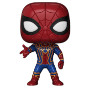 Figura Pop! Vinyl Iron Spider - Marvel Vengadores: Infinity War