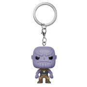 Marvel Avengers Infinity War Thanos Pop! Vinyl Keychain