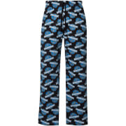 Jurassic World Men's Lounge Pants - Black