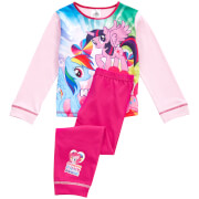 My Little Pony Girls' Pyjamas - Pink
