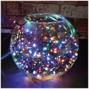 Lyyt 40 LED Battery String Light - Multicolour