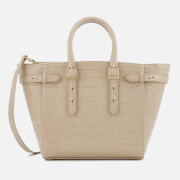 Aspinal of London Women's Marylebone Tote Bag - Soft Taupe