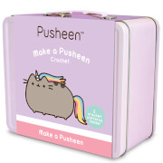 Make a Pusheen: Crochet Craft Kit