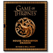 Game of Thrones House Targaryen Dragon 3D Mask