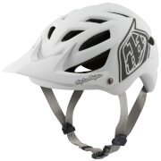 Troy Lee Designs A1 MIPS Classic MTB Helmet - White