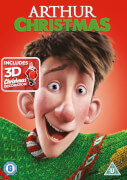 Arthur Christmas - Incl. Christmas Decoration