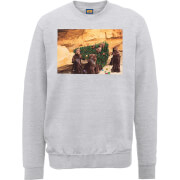 Sweat Homme Jawas Sapin - Star Wars - Gris