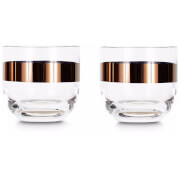 Tom Dixon Tank Whiskey Glasses - Set of 2