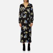 Gestuz Women's Aia Flower Maxi Dress - Multi