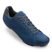Giro Republic R Road Cycling Shoes - Midnight/Blue Heather