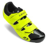 Giro Techne Road Cycling Shoes - Highlight Yellow