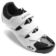Giro Techne Road Cycling Shoes - White/Black