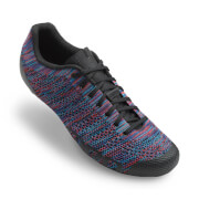 Giro Empire E70 Knit Road Cycling Shoes - Multicolour Heather