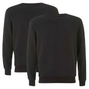 Native Shore Men's Essential 2 Pack Sweatshirt - Black