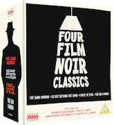Four Film Noir Classics (Limited Edition)