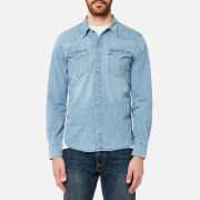 Levi's Men's Barstow Western Shirt - Brooklyn Stretch Light