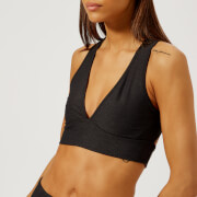 Varley Women's Brooks Crop Top - Charcoal/Black