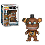 Five Nights at Freddy's Twisted Freddy Pop! Vinyl Figure