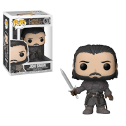 Game of Thrones Jon Snow (Beyone the Wall) Pop! Vinyl Figur