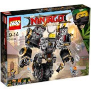 The LEGO Ninjago Movie: Robot sísmico (70632)