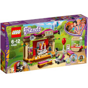 LEGO Friends : La scène de spectacle d'Andréa (41334)
