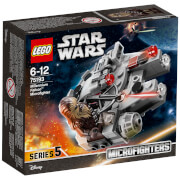 LEGO Star Wars : Microfighter Faucon Millenium™ (75193)