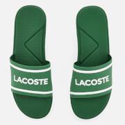 Lacoste Men's L.30 118 2 Slide Sandals - Green/White