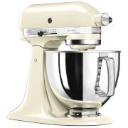 KitchenAid 5KSM125BAC Artisan 4.8L Tilt-Head Stand Mixer - Almond Cream