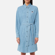 KENZO Women's Denim Dress - Navy Blue
