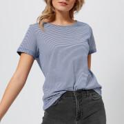 A.P.C. Women's Oma T-Shirt - Bleu Fonce