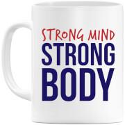 Strong Mind Strong Body Mug