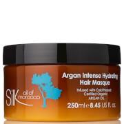 Silk Oil of Morocco Vegan Argan Intense Hydrating Hair Masque 250ml