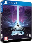 Agents Of Mayhem Steelbook Edition