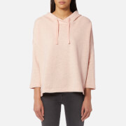 Maison Scotch Women's Club Nomade Hoody - Rose White Melange