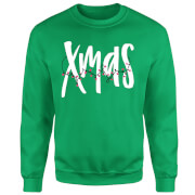 Xmas Sweatshirt - Kelly Green